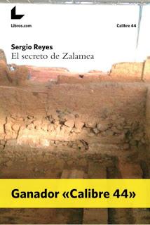 """Portada de """"El secreto de Zalamea"""""""