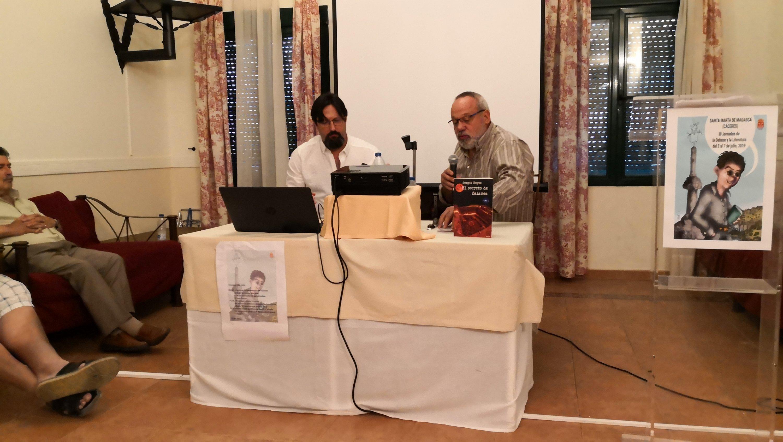 Enrique Garcés y Sergio Reyes
